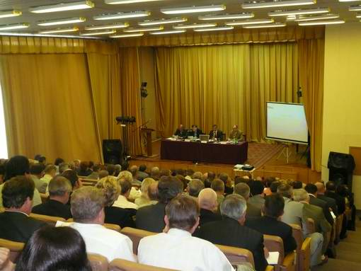 Доклад А. Ю. Калинина